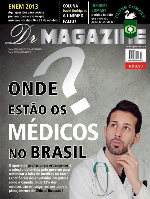 Onde Estão os Médicos no Brasil? - Dr. Magazine