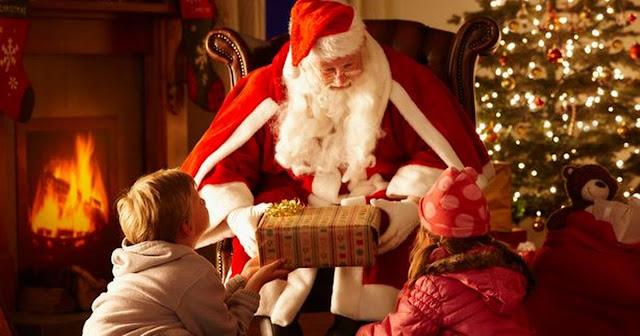 Santa,Clause,Tracker 2019,Follow,Santa's,track to Georgia