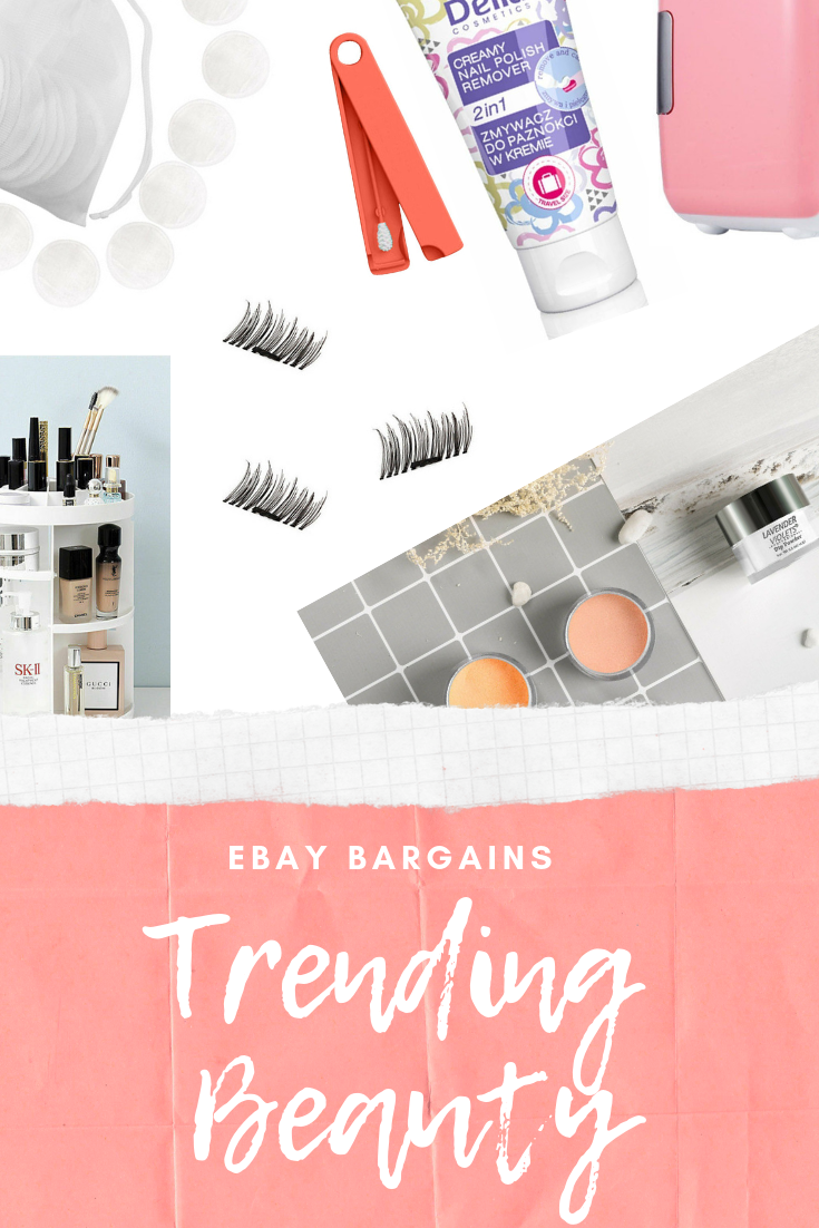 eBay Bargains: Trending Beauty Products