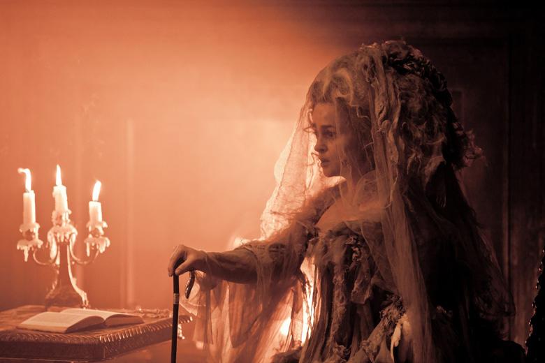 Grandes esperanzas, obra de Charles Dickens, hoy haré una recreación decorativa de la adaptación llevada a la gran pantalla y seré la Señorita Havisham.