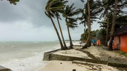 Φιλιππίνες: Τουλάχιστον 4 νεκροί από τον τυφώνα Γκόνι