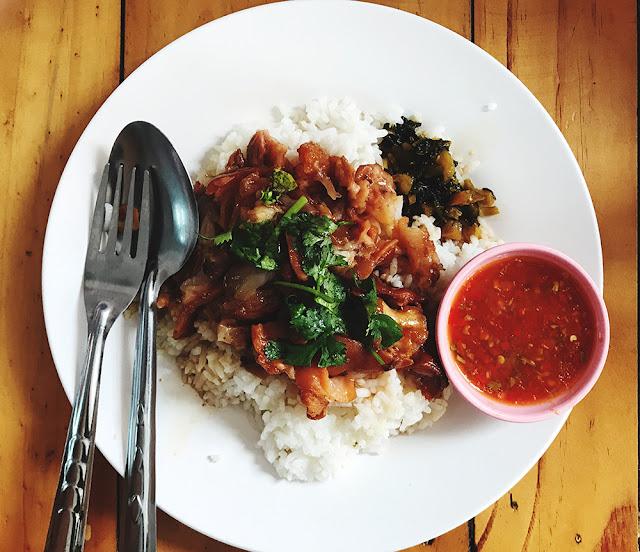 Reteta porc dulce acrisor cu taitei din orez