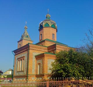 Браилов. Церковь Иоанна Богослова. XIX в.