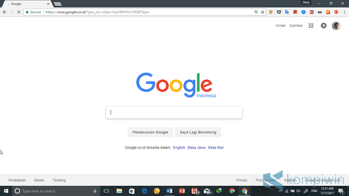 browser terbaik laptop