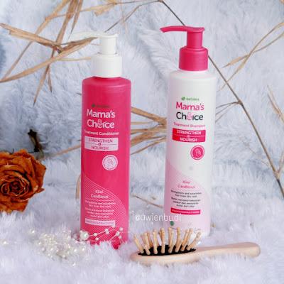 Shampoo Aman untuk Ibu Hamil dan Menyusui