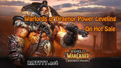 wow power leveling wod
