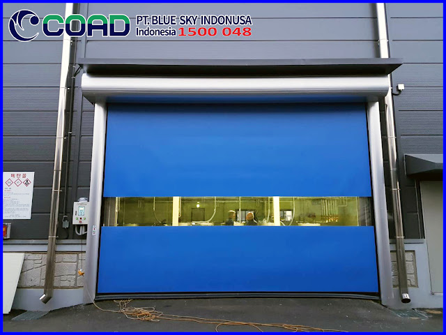 High Speed Door With The Best Quality And Safety High