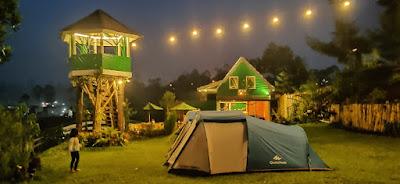 Camping ground pangalengan