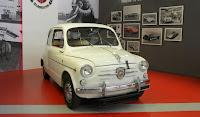 Fiat Abarth 850 TC, 1963