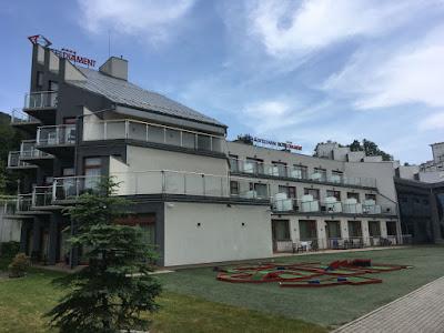 Hotel Diament w Ustroniu woj. śląskie
