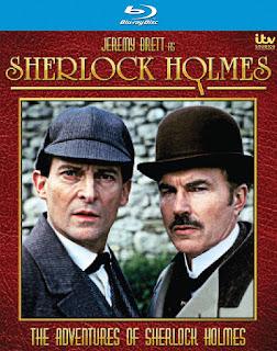Las Aventuras de Sherlock Holmes – Serie Completa [12xBD25] *Subtitulada