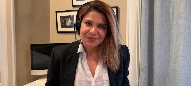 María Ruiz De Toro, psicoterapeuta clínica en la ciudad de Nueva York.Cortesía de María Ruz De Toro
