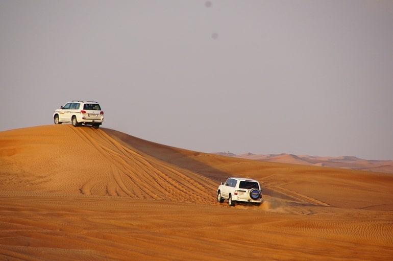 Desert Safari Dubai Secrets