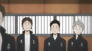 ハイキュー!! アニメ 第4期11話 春高 | 烏野VS椿原 | HAIKYU!! SEASON 4 Karasuno vs Tsubakihara