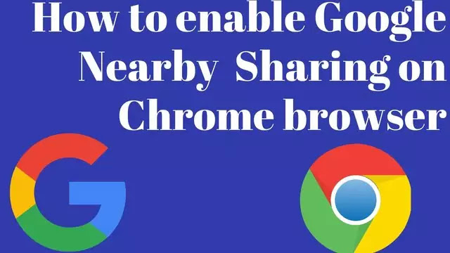 google nearby sharing