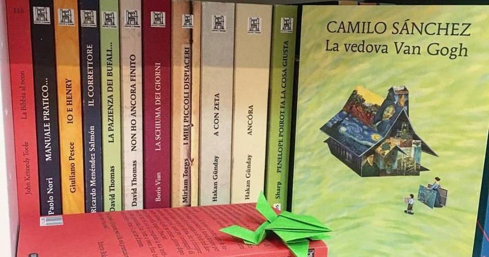 La vedova Van Gogh di Camillo Sànchez