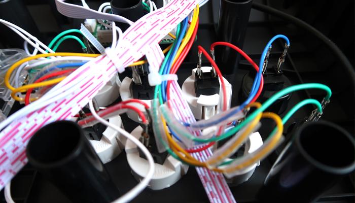 Mayflash-F300-Arcade-Stick-Modding-Wires