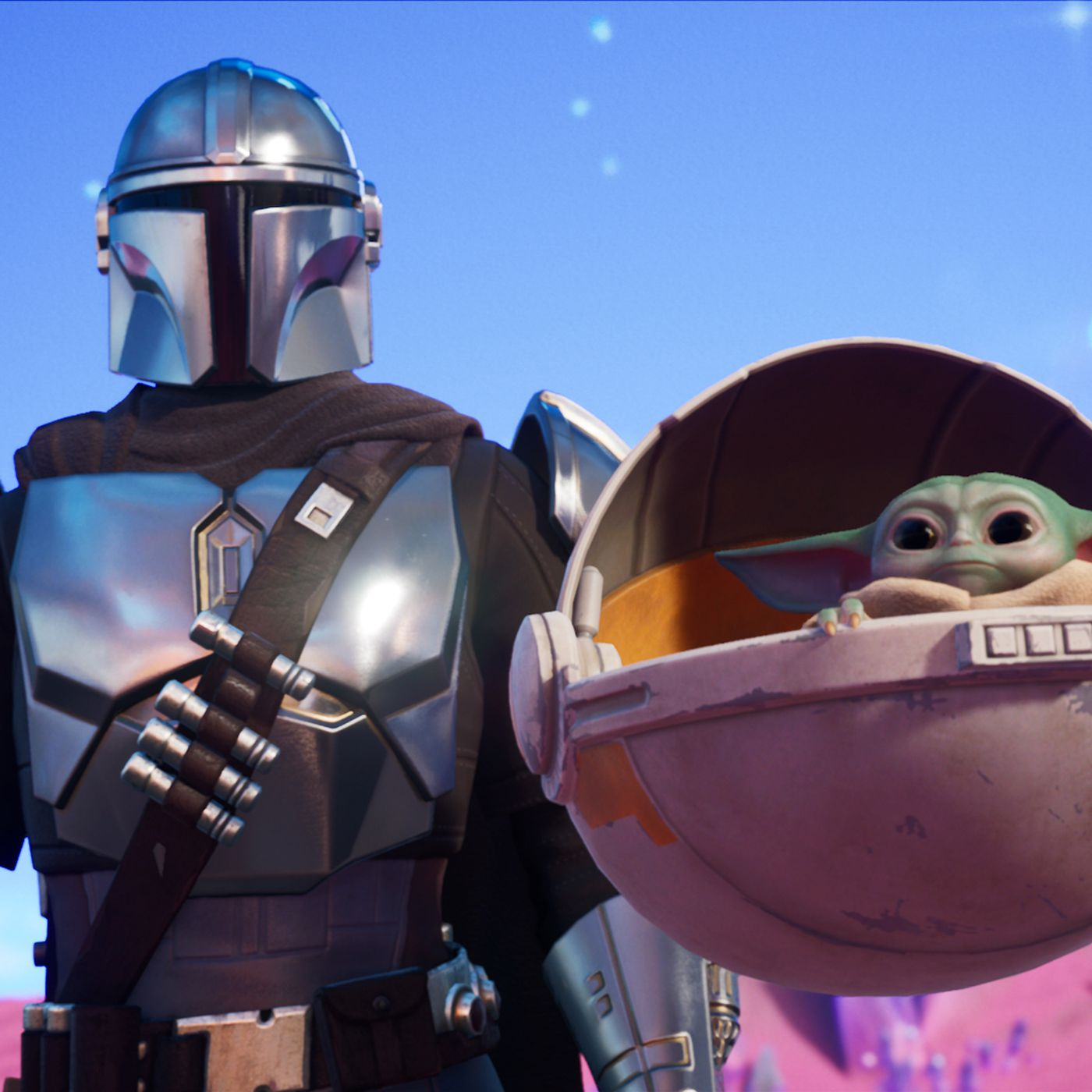 Fortnite Season 5 Update – Baby Yoda with Mandalorian Unveiled