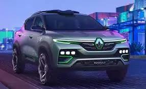 Renault the kiger SUV