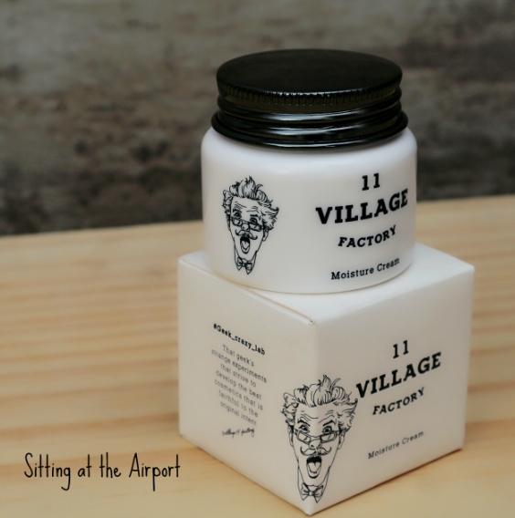 11 Village Factory Moisture Cream   ♥ ❤ ❥ ❣ COLABORA CONMIGO