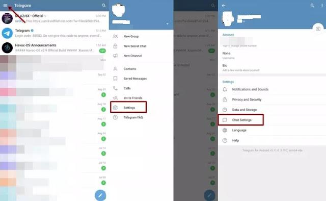 Cara Menambahkan Stiker Telegram ke WhatsApp-1