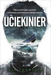 Ele Fountain. Uciekinier / Khaled Hosseini. Modlitwa do morza