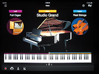 Smart Pianist app screen