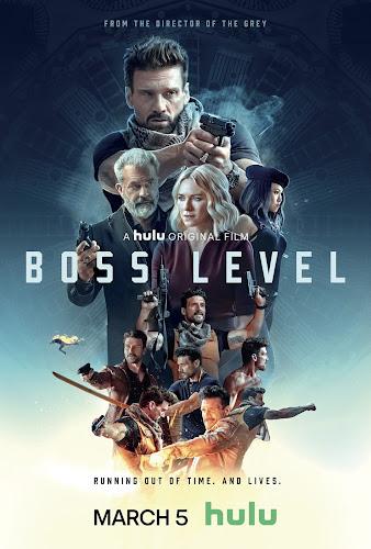Boss Level (BRRip 720p Ingles Subtitulada) (2021)