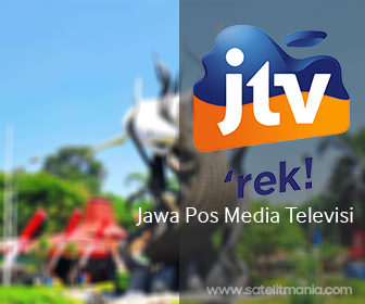 Frekuensi Terbaru Channel JTV di Satelit Palapa D