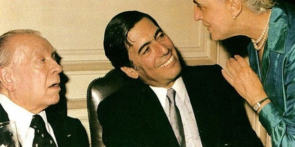 Entrevista de Mario Vargas Llosa, a Jorge Luis Borges.