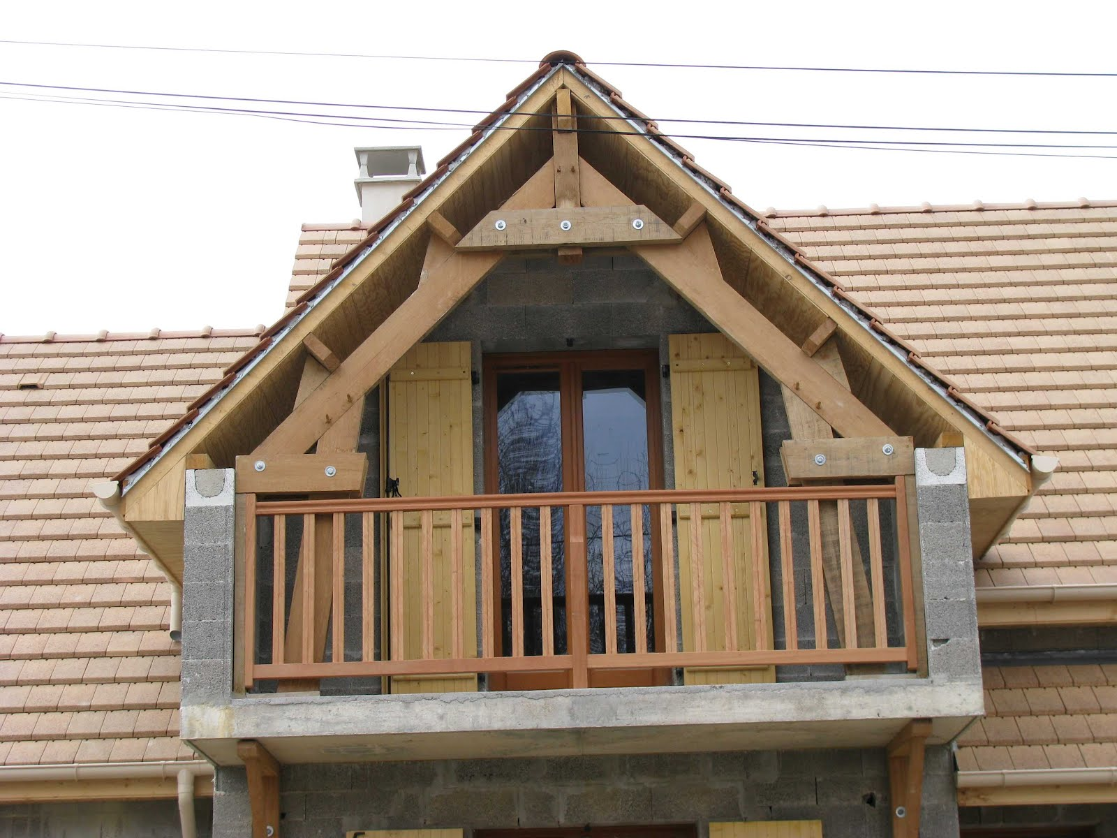 je fais construire ma maison visite de chantier 2 9. Black Bedroom Furniture Sets. Home Design Ideas