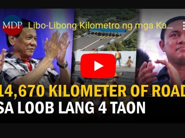 WATCH: Accomplished Project ng Duterte Admin hindi ibinalita ng ABS-CBN