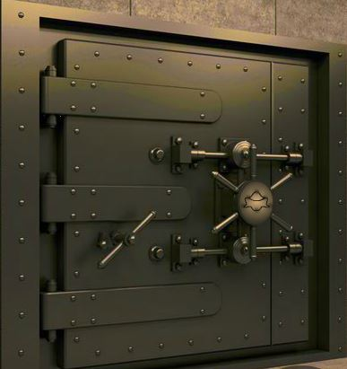 Games2rule Bank Vault Trapped Escape