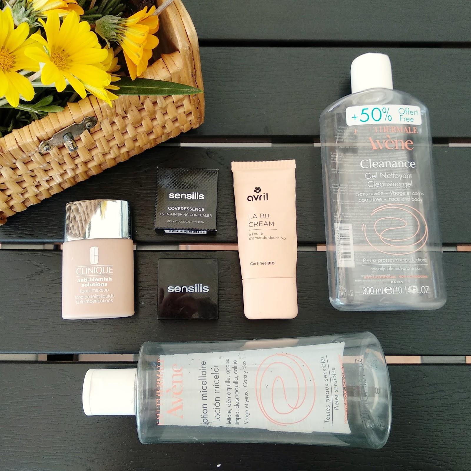 5 productos belleza terminados