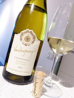 Vanderpump Sonoma Coast Chardonnay 2018 (91 pts)