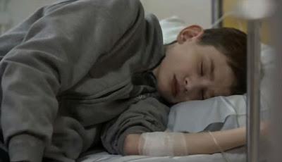 Tomasz Nadolski penderita penyakit Fabry tidur.