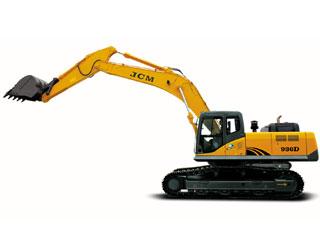 JCM Excavators 936D