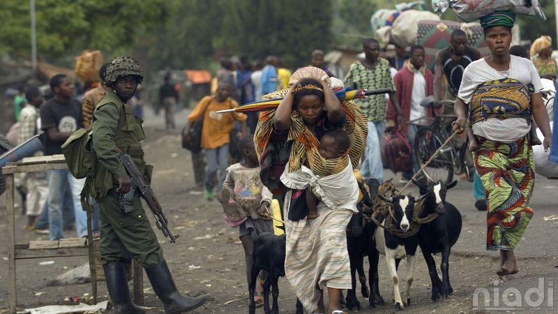 konflik anti penguasa diktator di kongo