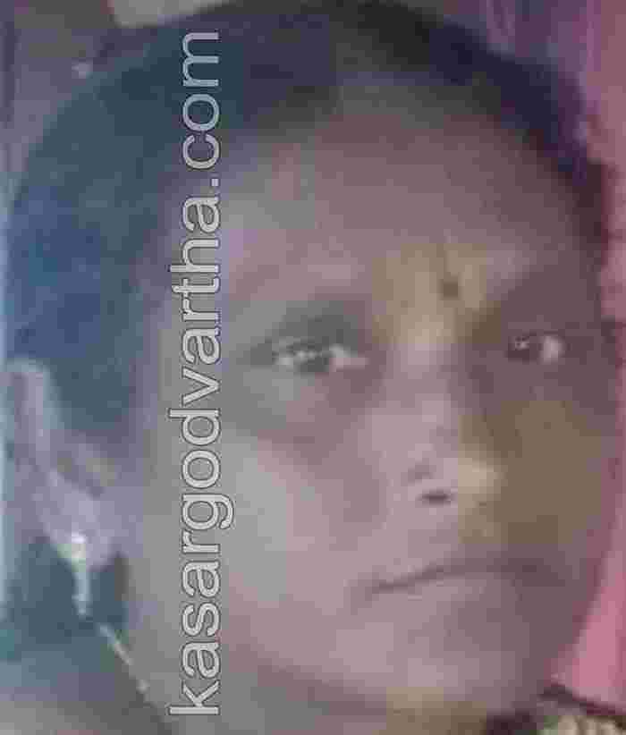 Kasaragod, New, Kerala, Woman died due to illness, died.