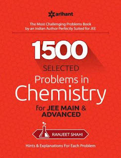 1500 Selected Chemistry  Problem Book For IIT JEE