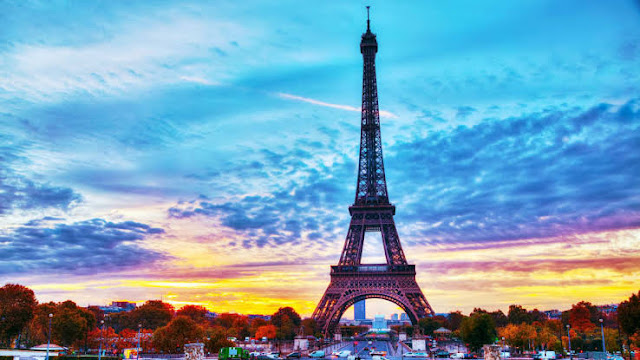 Eiffel Tower information  in hindi