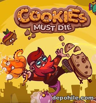 Cookies Must Die v1.0.5 Mod Sınırsız Elmas Hileli Apk İndir