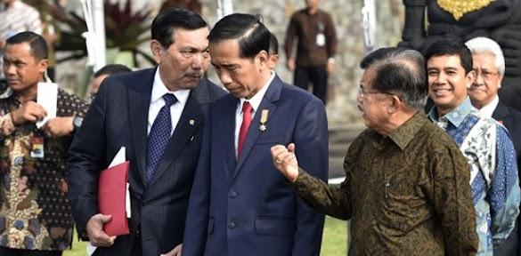 Terbukti, Elektabilitas Jokowi Yang Tinggi Cuma Jadi-jadian