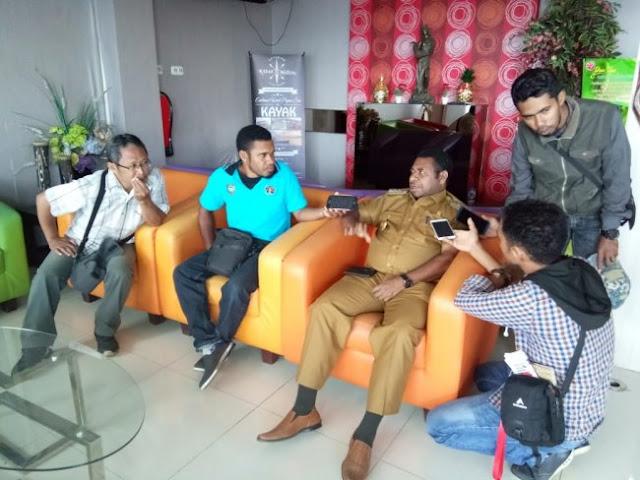 Bupati Manokwari Dukung Penolakan Tes CPNS Online di Papua