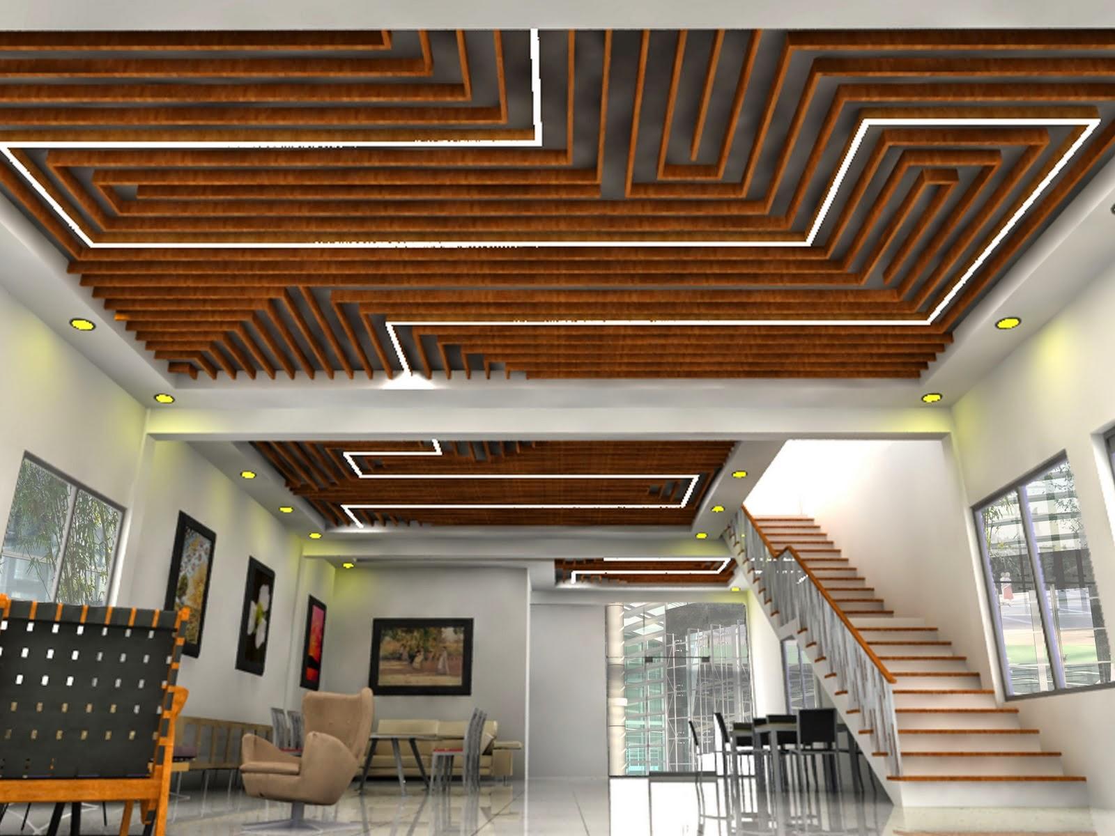 Kombinasi Warna Cat Plafon Rumah Kumpulan Desain Rumah