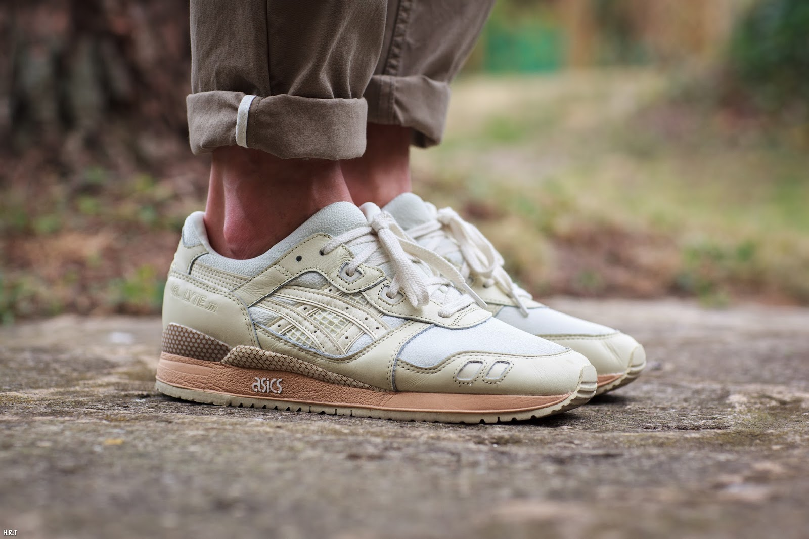 Step Into My Running Shoes Asics Gel Lyte Iii X Zillion