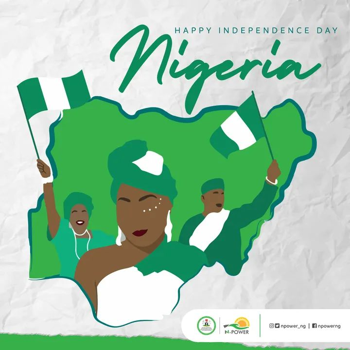 """See What People Are Responding After NPower Says Happy Independence """"We can make it despite the challenges that we have. In Unity we stand"""""""