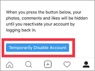 Cara Mengetahui Jika Seseorang Menonaktifkan Akun Instagramnya