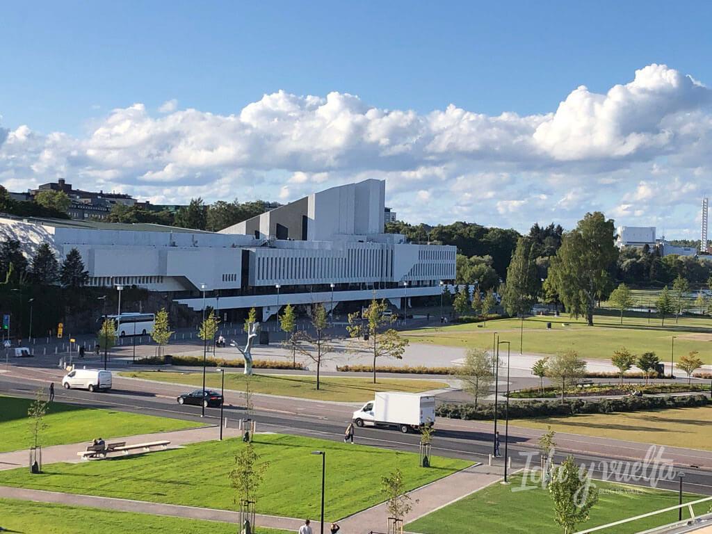 Qué hacer en Helsinki arquitectura