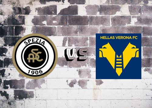 Spezia vs Hellas Verona  Resumen